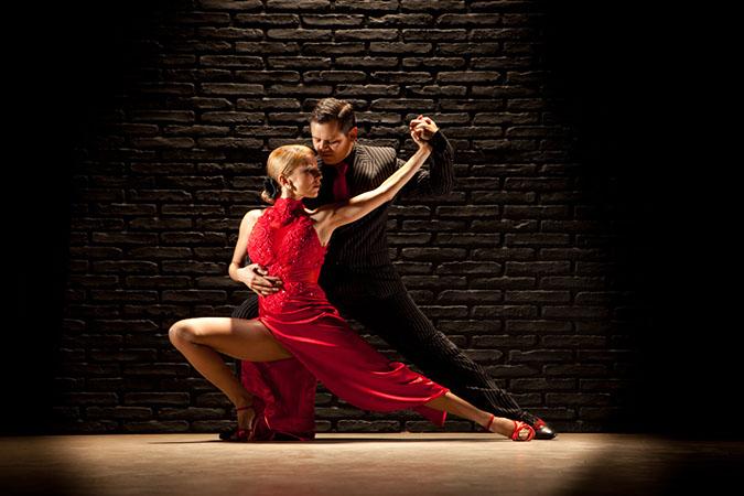 .. der Tango wartet auf Dich ...